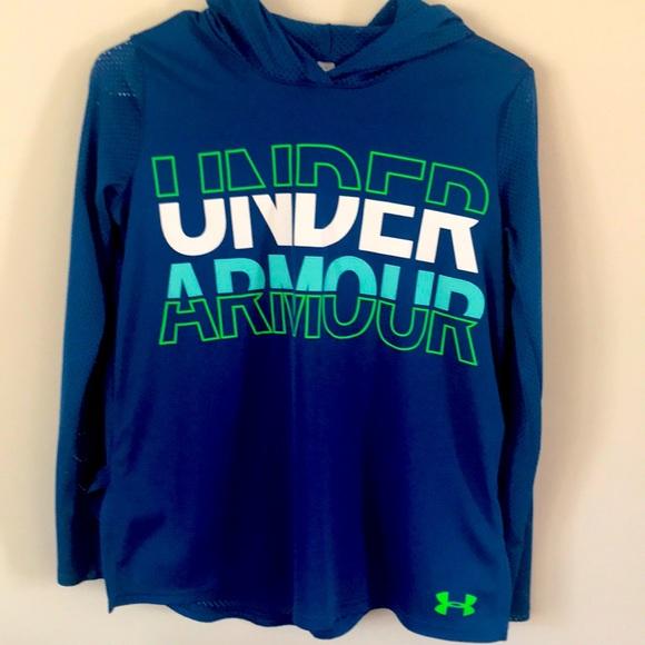 Boys youth Under Armour Sweatshirt